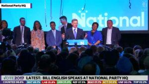 国民党党首 Bill English