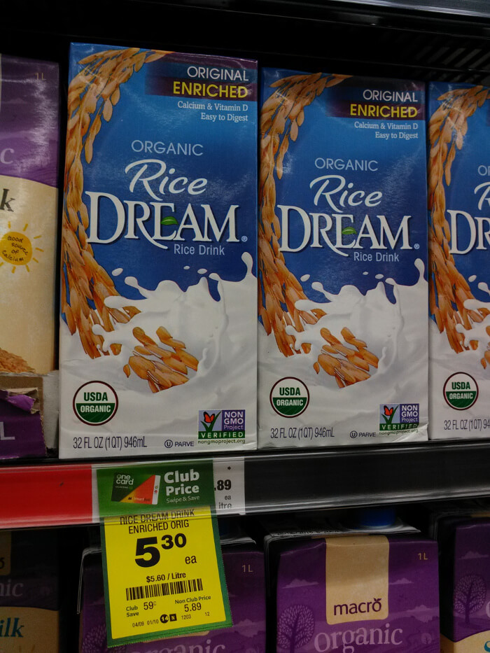 Rice dream!!