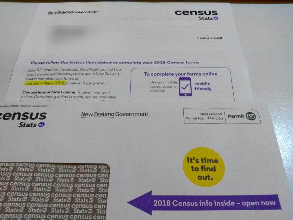 Census 2018